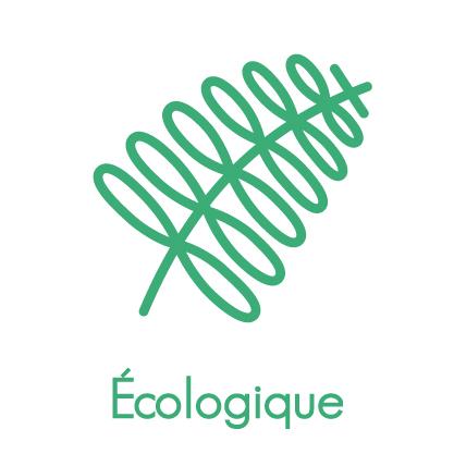 écologique respectant l'homme et la nature