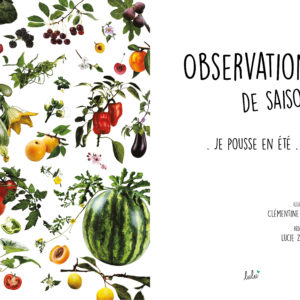 EBOOK - Saison ETE - Couverture