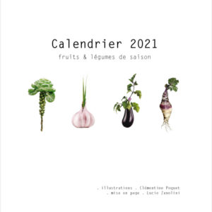 Calendrier 2021 Lulu Editions